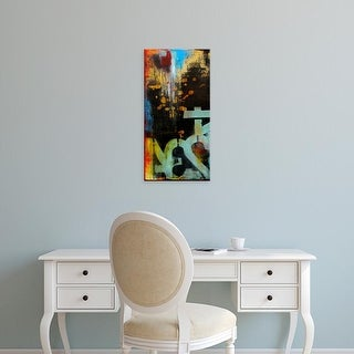 Easy Art Prints Erin Ashley's 'Out Numbered I' Premium Canvas Art