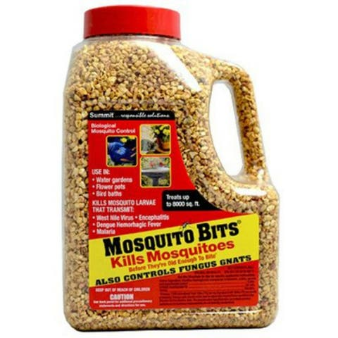 Summit 117-6 Sprinkle Mosquito Bits, 30 Oz