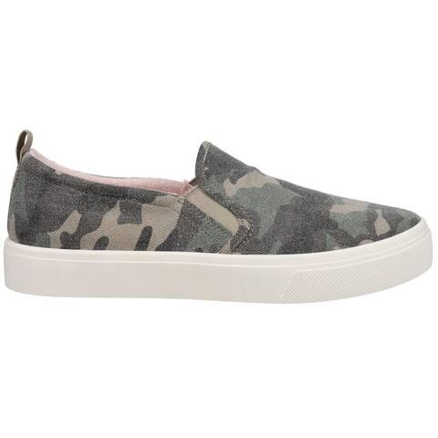 Skechers Poppy Slip On Womens Sneakers Shoes Casual - Green