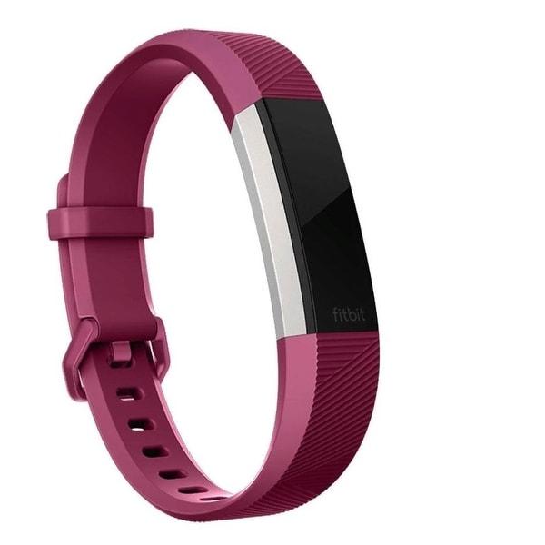 Fitbit Wristband f/ Fitbit Alta & Alta HR Activity Trackers (Large) Fuchsia
