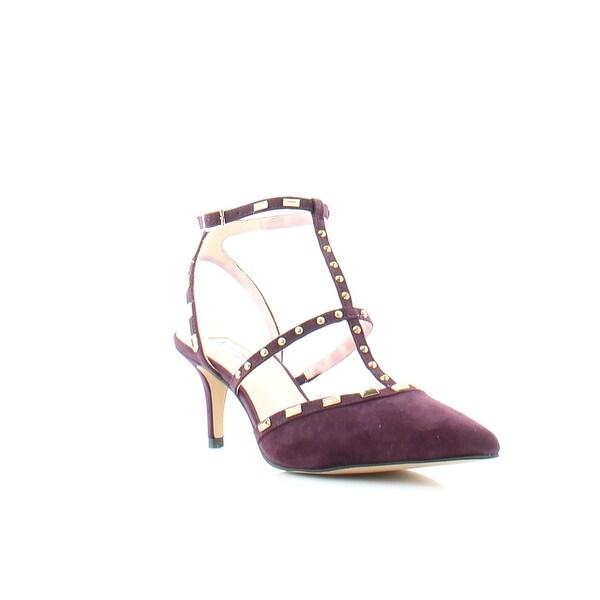 INC Carma Women's Heels Dark Pluom - 7.5