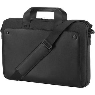 """Link to HP 1KM15AA Executive Midnight Notebook Carrying Case 15.6"""", Black/Gray (Certified Refurbished) Similar Items in Computer Accessories"""