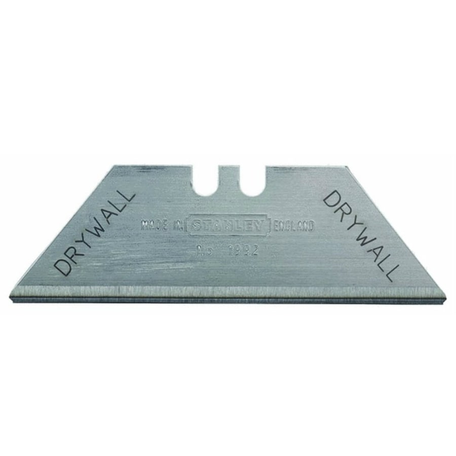 Stanley 11-937 Drywall Application Utility Blade, 2-3/8, 0.025 Thick, 3-Pack