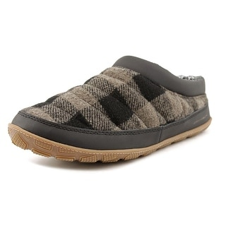 Columbia Packed Out II Omni-Heat Men Round Toe Canvas Multi Color Slipper