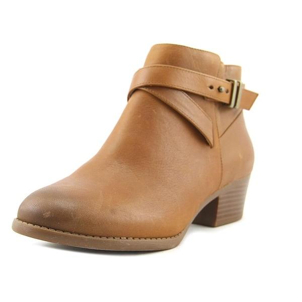 INC International Concepts Herb II Women Caramel Boots