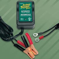Deltran Battery Tender 021-0123 Junior Battery Charger, 12 V