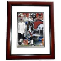 Ike Hilliard Signed - Autographed Tampa Bay Buccaneers 8 x 10 in.