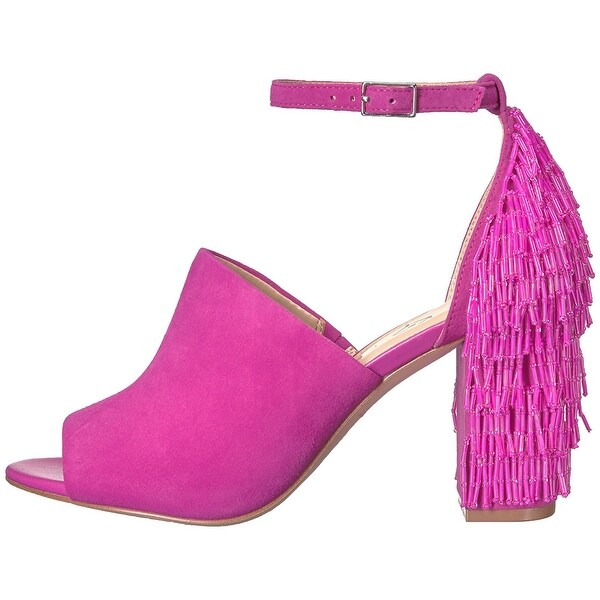 Katy Perry Womens mia Open Toe Special Occasion Mule Sandals - 5.5