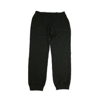 Inc International Concepts Black Jogger Soft Pants