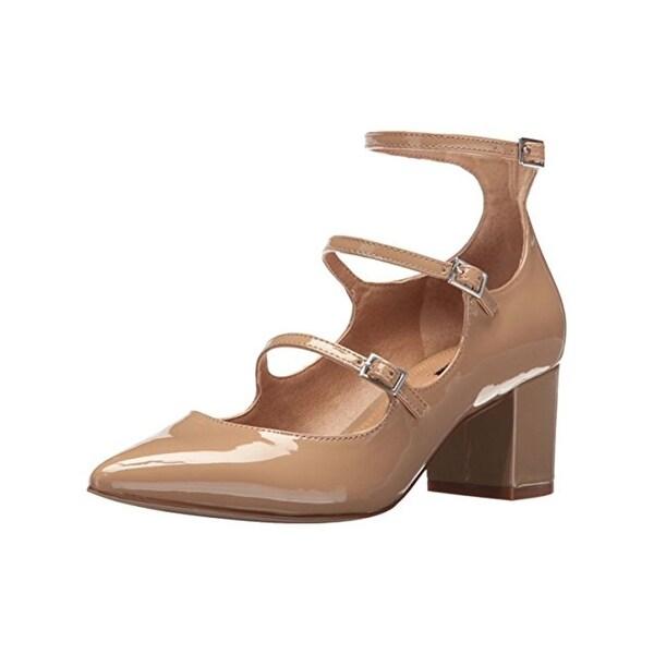 Tahari Womens Rave Dress Heels Pointed Toe Low
