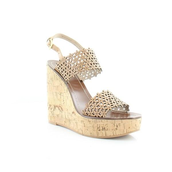 Tory Burch Daisy Women's Sandals & Flip Flops Brown - 8