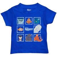 Disney Little Boys' Toddler Finding Dory Character T-Shirt