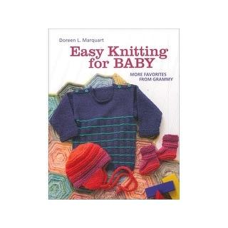 TPP Easy Knitting For Baby Bk