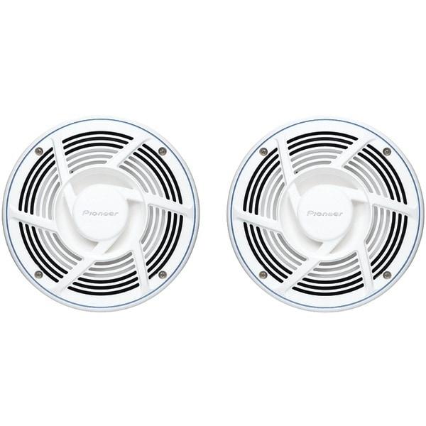 """Pioneer Ts-Mr2040 Nautica(R) Series 8"""" 2-Way Marine Speakers"""
