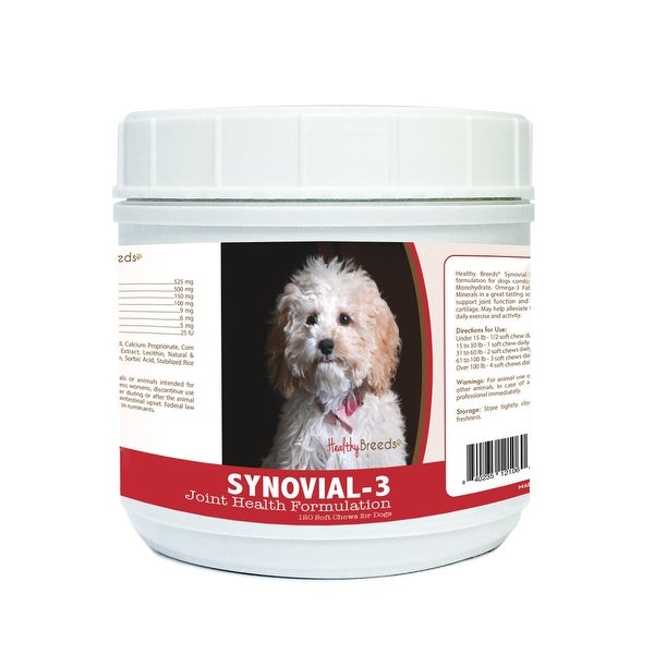 Healthy Breeds Cockapoo Synovial-3 Joint Health