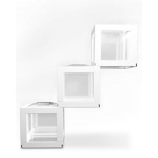 Deco Cube Habitat 3 pack