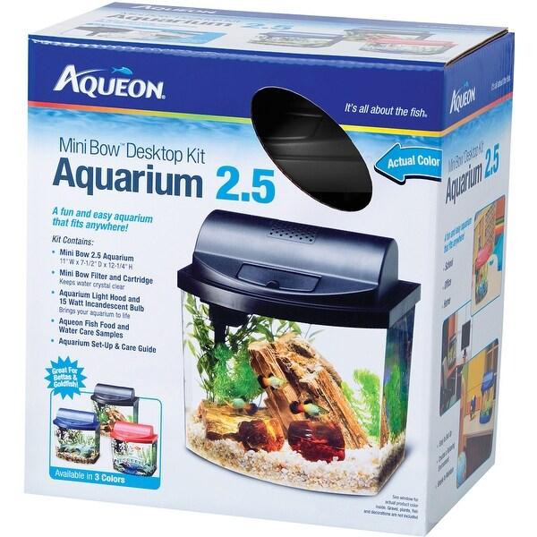 cb6156ca028d Aqueon Led Minibow Aquarium Kit
