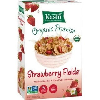 Kashi - Organic Promise Strawberry Fields Cereal ( 12 - 10.3 OZ)