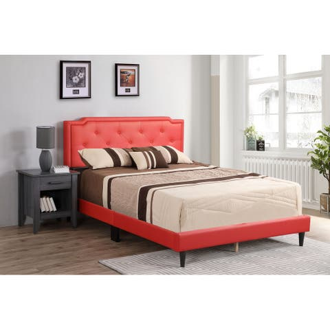 Carson Carrington Valsnas Adjustable Upholstered Bed