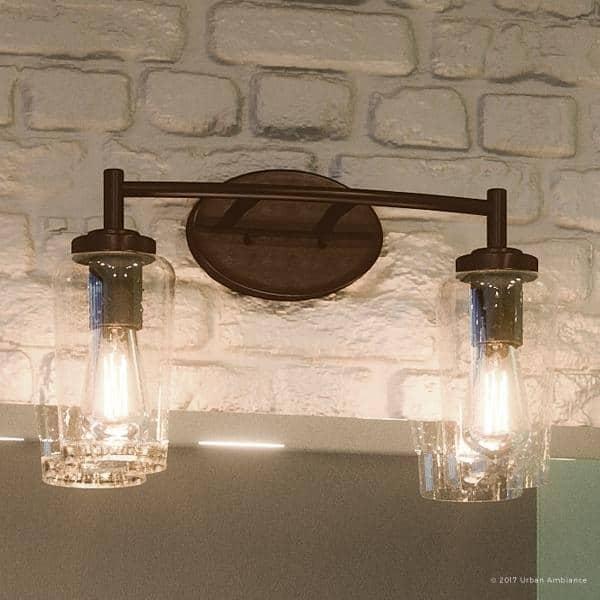 Luxury Vintage Bathroom Vanity Light 10 H X 16 W With