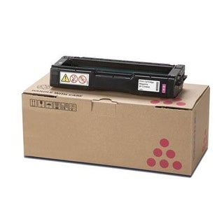 Ricoh Magenta Toner Cartridge, 2500 Yield, Type Spc310a (406346)