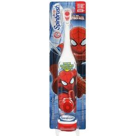 ARM & HAMMER Kid's Spinbrush Spiderman 1 Each