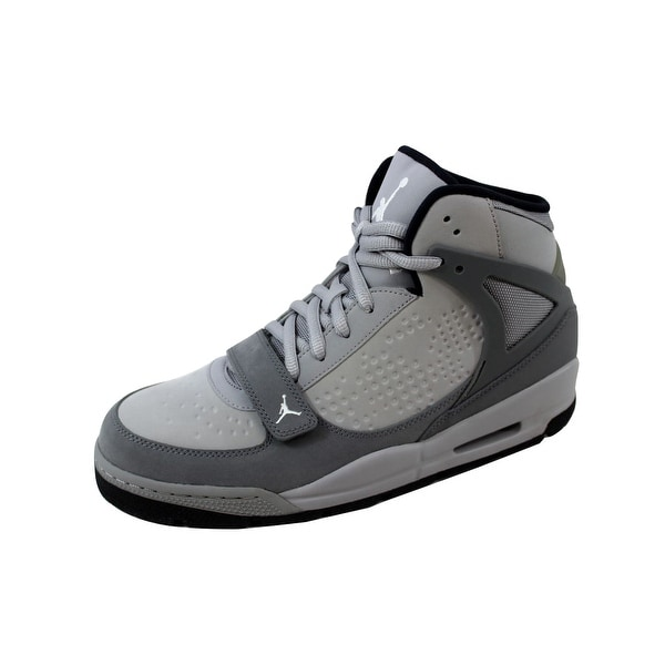 a5128a10624964 Shop Nike Men s Air Jordan Phase 23 Trek Cool Grey White-Medium Grey ...
