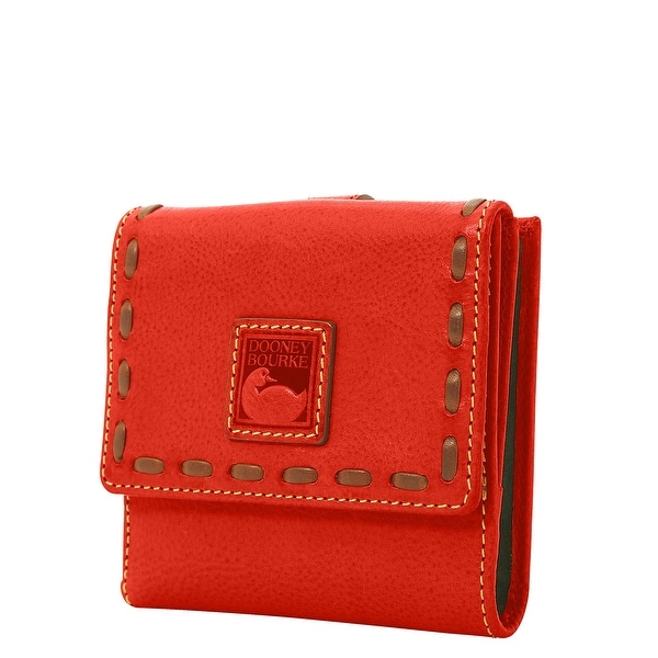 Dooney & Bourke Florentine Large Credit Card Wallet (Introduced by Dooney & Bourke at $148 in Nov 2012)