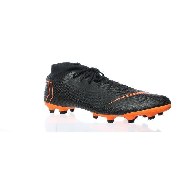 Shop Nike Mens Superfly 6 Academy Black