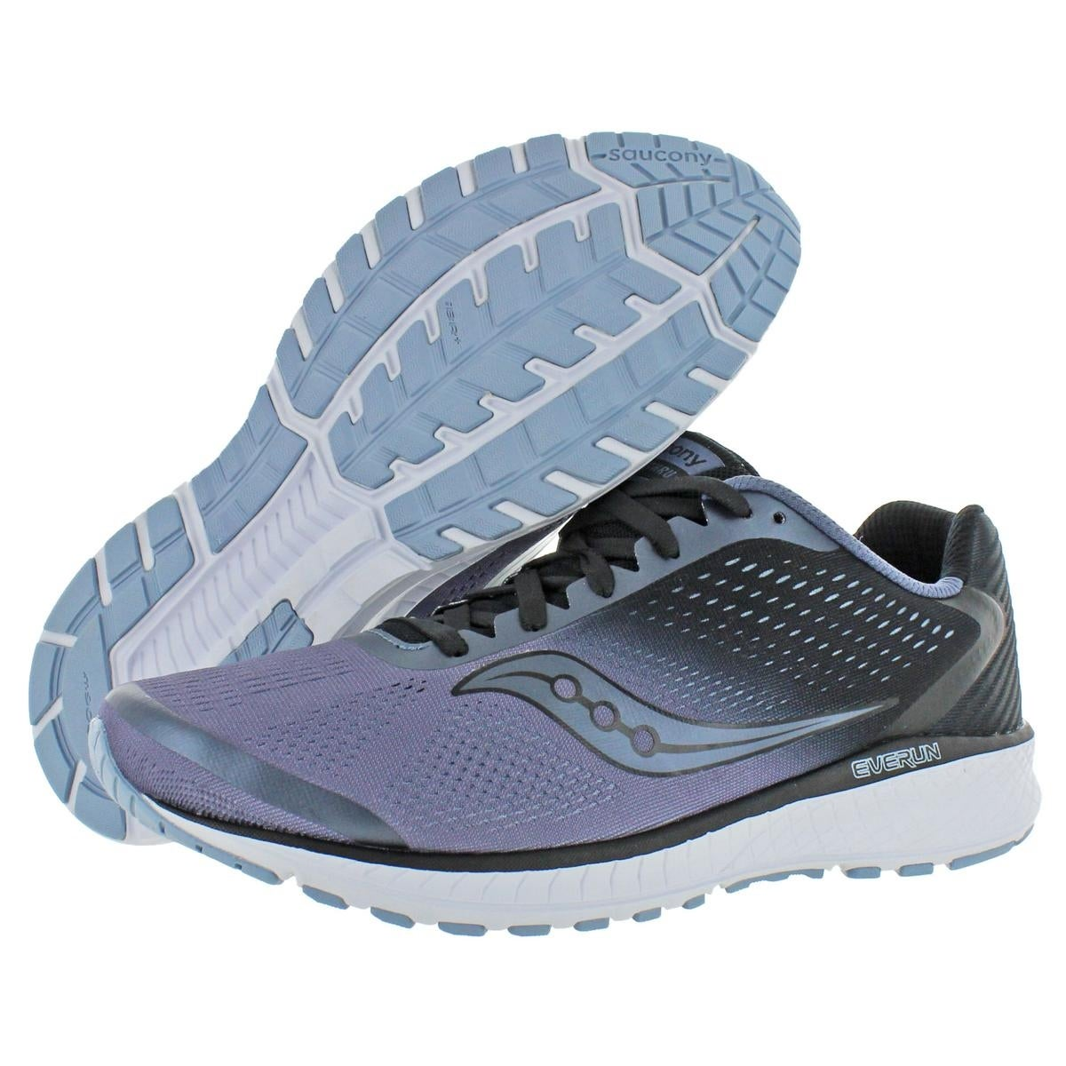 44f383419154e Saucony Mens Breakthru 4 Running Shoes Everun Athletic