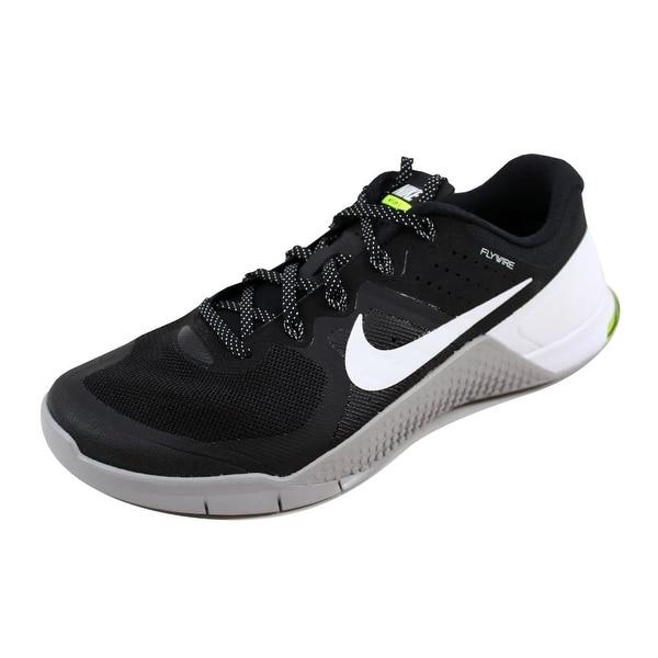 1816eebb0e3ad Shop Nike Men's Metcon 2 Black/Black-Cool Grey-Volt 819899-001 ...