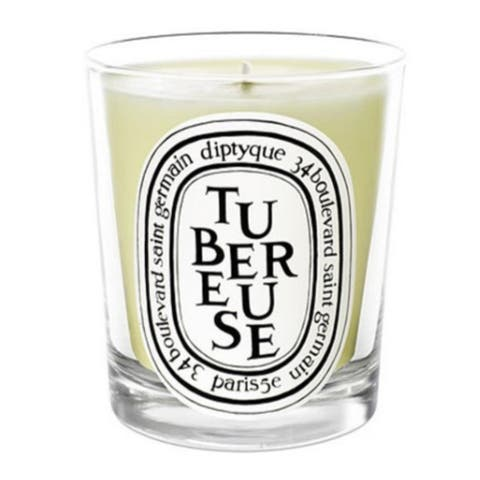 Diptyque Scented Candle (Tuberose)