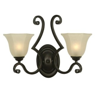 Dolan Designs 779 Up Lighting Wall Sconce from the Winston Collection - olde world iron