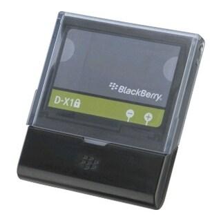 OEM BlackBerry Mini External Battery Charger for BlackBerry Tour Storm (Black) -