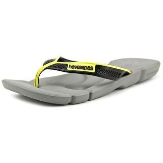 Havaianas Power Open Toe Synthetic Flip Flop Sandal