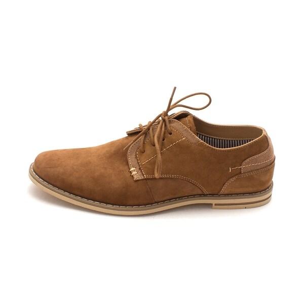 2e1ea49ecf2 Shop Steve Madden Men's P-Franco Leather Closed Toe Oxfords - Free ...