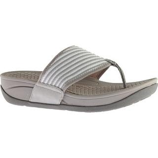 Bare Traps Womens Dasie Open Toe Casual Slide Sandals