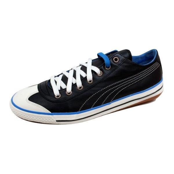 Puma Men's 917 Lo Leather Summer Black/Puma Royal 349493 01