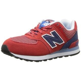 New Balance Boys Mesh Running Shoes - 13