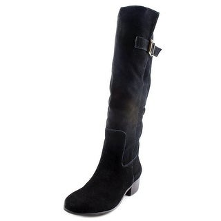 Steve Madden Loren   Round Toe Synthetic  Knee High Boot