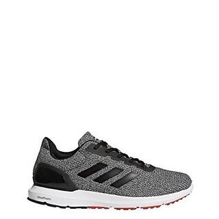 Adidas Mens Cosmic 2 Sl, Black/Black/Core Red