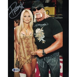 Brooke Hogan AutographedSigned 8x10 Photo Hulk Hogan BAS
