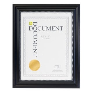 "Link to kieragrace KG Lucy Document Frame 12-Pk - Black - 8.5"" x11"" Similar Items in Decorative Accessories"