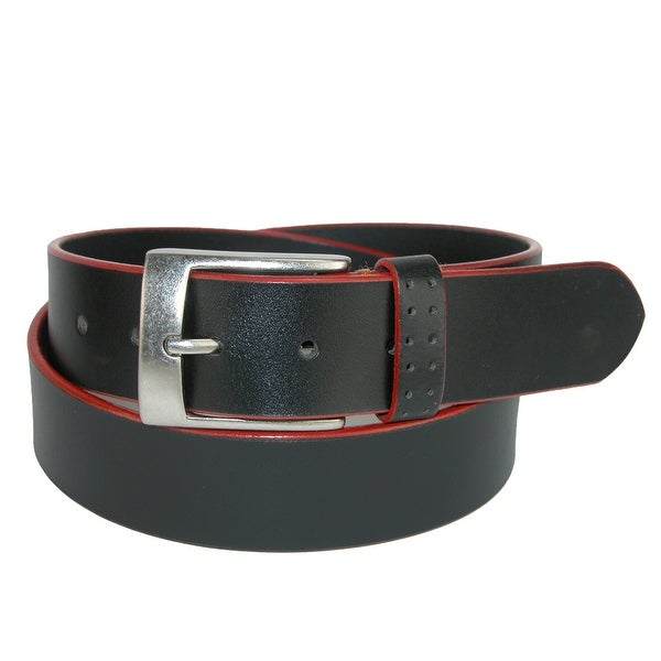 Boconi Men's Jagger Pop Color Bridle Belt