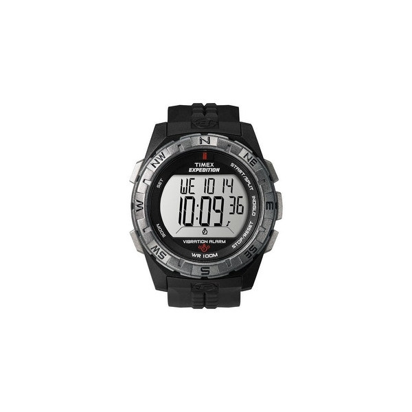 Timex Expedition Vibrate Alert Black Expedition Vibrate Alert