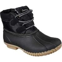 Skechers Women's Hampshire Duck Boot Black