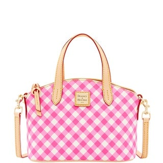 Dooney & Bourke Gingham Ruby (Introduced by Dooney & Bourke at $158 in Nov 2016) - Pink