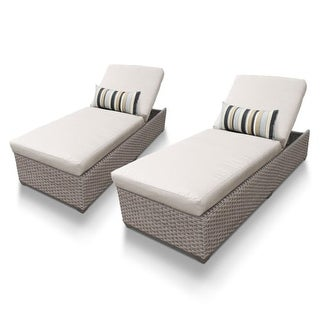 Miseno MPF-OAS2X Pacific West 2-Piece Chase Lounge Chair Set