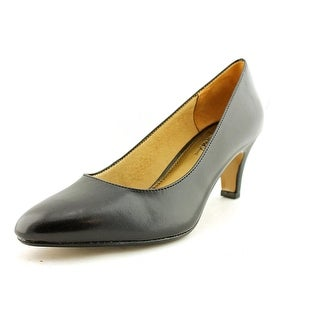 Life Stride Sable C Round Toe Synthetic Heels