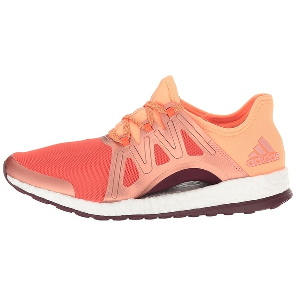 Adidas Womens pureboost xpose Low Top Lace Up Running Sneaker